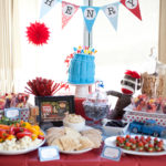Vintage Toy Birthday Party