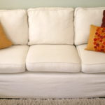 My Inexpensive Couch Refurbish