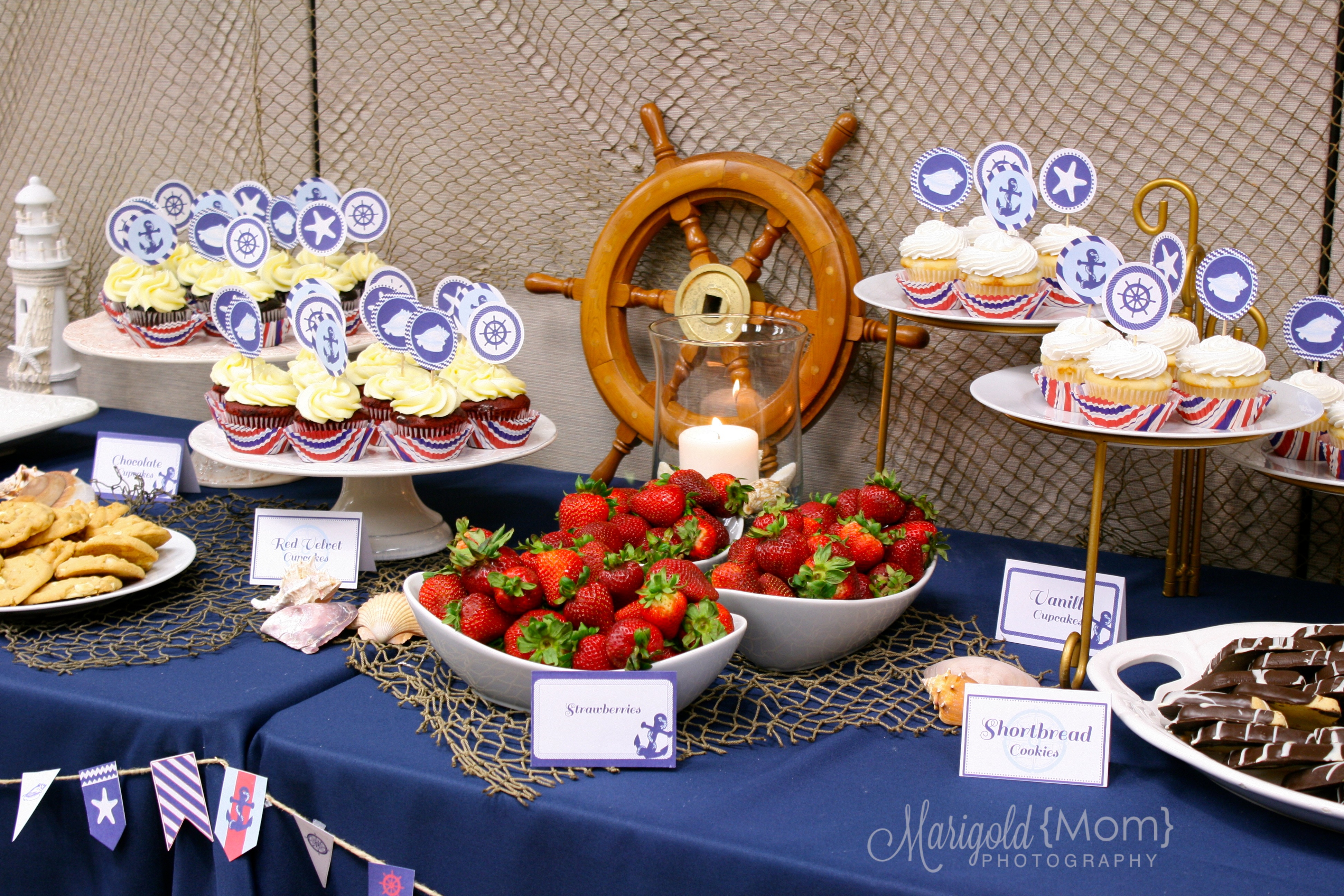 classy nautical birthday party smash cake table centerpieces 60th birthday party do it yourself centerpieces for 60th birthday party