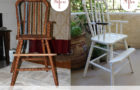 French Country, Shabby Chic, Glaze, Crackle, distressed