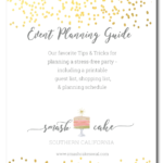 Your Stress-Free Event Planning Guide