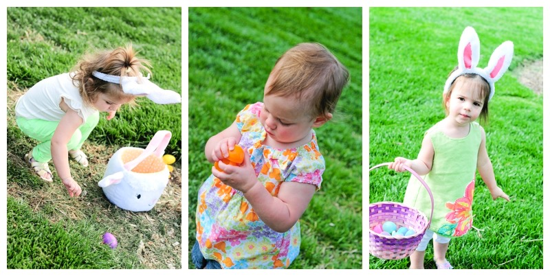 Marigold Mom | Easter Egg Hunt 2013