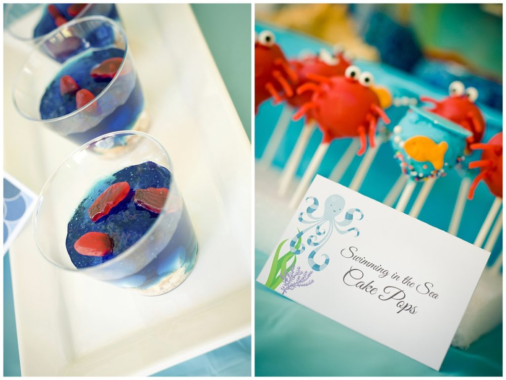 Marigold Mom | Under the Sea Water Party , Summer Party, Fish, Party Food, Cake Pops, Jello