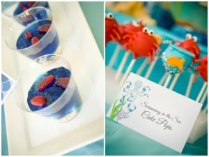 Marigold Mom | Under the Seat Water Party , Summer Party, Fish, Party Food, Cake Pops, Jello