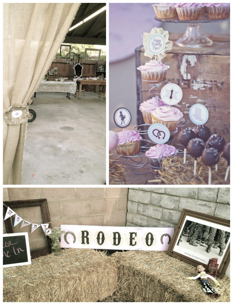 Smash Cake SoCal | Vintage Chic Cowgirl 1st Birthday, Chalk, Rodeo, One, Free Food Labels, Babys Breath, Rustic