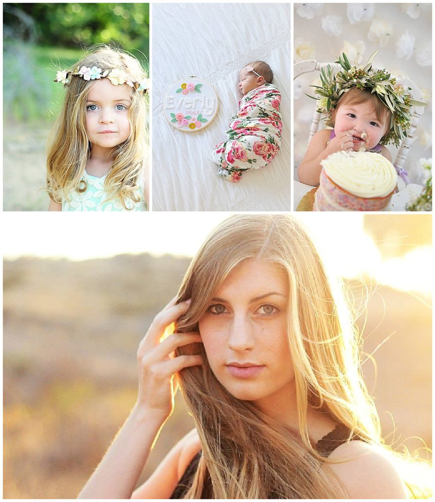 Smash Cake SoCal | Friday Feature: Tiffany Nicole Photography, natural light photography