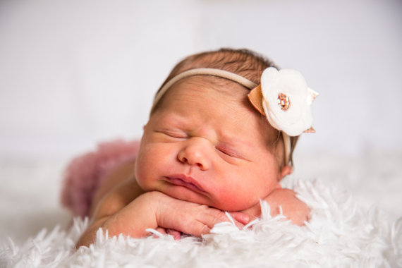 The C Shoppe | Hand-crafted headbands and floral crowns for little girls and newborns