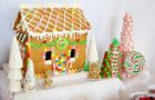 Smash Cake SoCal | Candy Land Gingerbread Decorating Christmas Party, children's party, candy tree