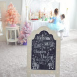 Nutcracker Ballet Birthday Party