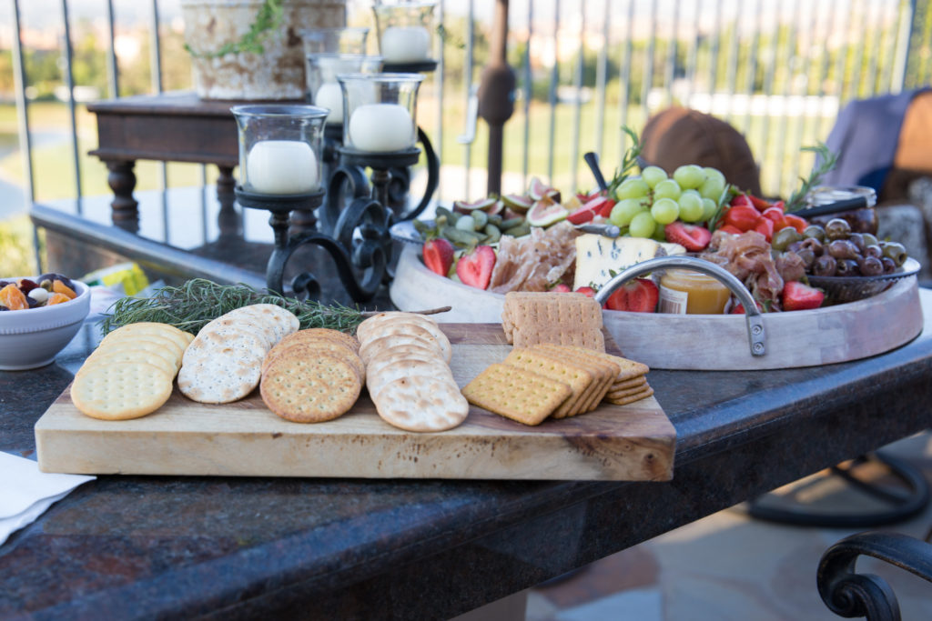Smash Cake SoCal | Tuscan Winery 60th Birthday Party, man's birthday, charcuterie, market lights, wine barrel cocktail table, live music, wine